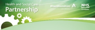 Health & Social Care Partnership logo