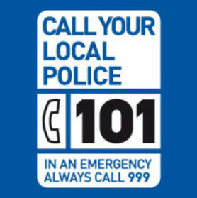 Police non-emergency phone number