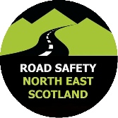 Road Safety North East Scotland logo